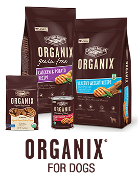 Castor Pollux Organix Dog Foods - Dry Dog Food, Wet Dog Food, Organic Dog Treats