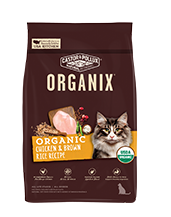 ORGANIX<sup>®</sup> Organic Chicken & Brown Rice Recipe