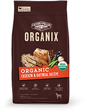 ORGANIX<sup>®</sup> Organic Chicken & Oatmeal Recipe