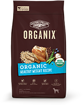 ORGANIX<sup>®</sup> Organic Healthy Weight Recipe