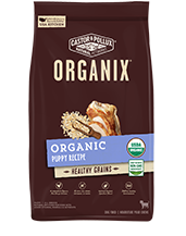 ORGANIX<sup>®</sup> Organic Puppy Recipe with Healthy Grains
